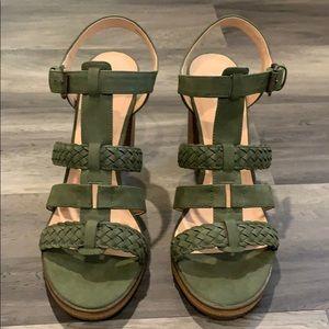 XOXO Strappy heeled sandals